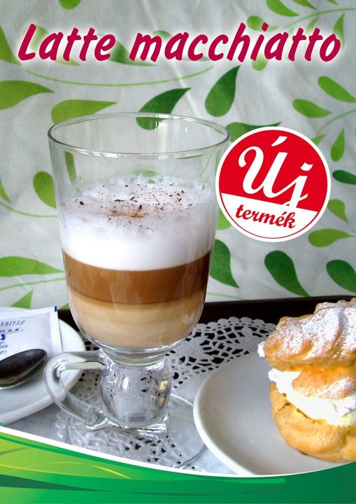 Latte machiatto